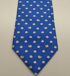 Brooks Brothers 346 Silk Mens funny tie